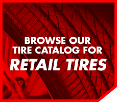 Browse Our Tire Catalog for Retail Tires